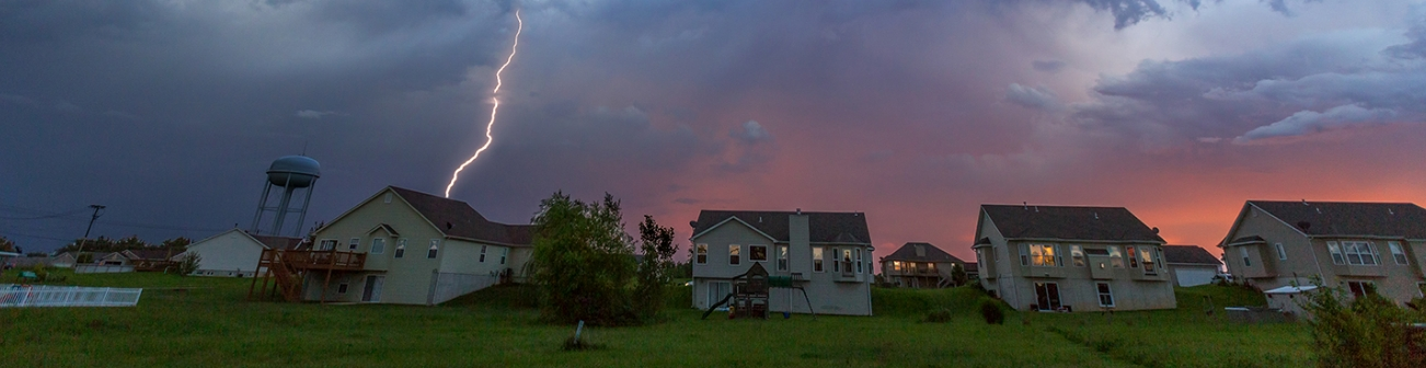 Protecting Your Home Against Lightning